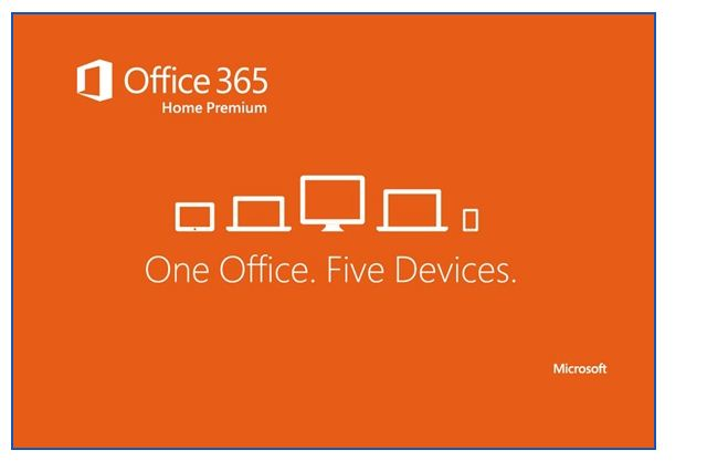 Microsoft Office Home Premium 2013